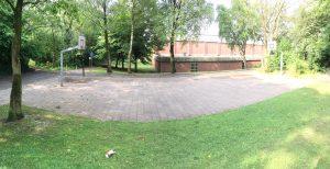 Erneuerung des Basketballplatzes am Hannah-Arendt-Gymnasium