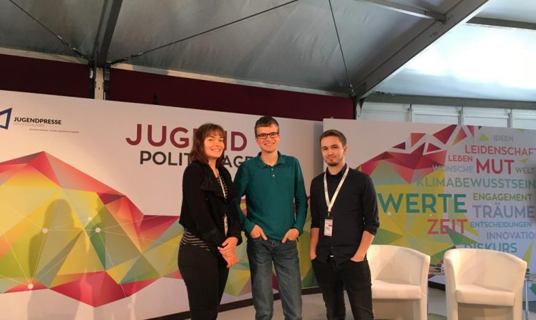 JugendPolitikTage 2019