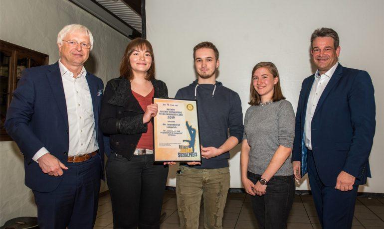 Rotary Jugend Sozialpreis 2019