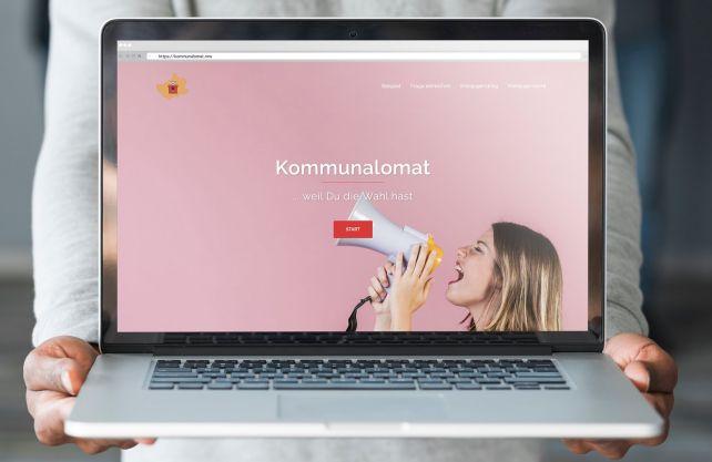 Der Kommunalomat 2020 ist jetzt online!